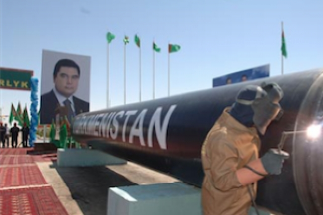 Turkmenistan advances westward natural gas export
