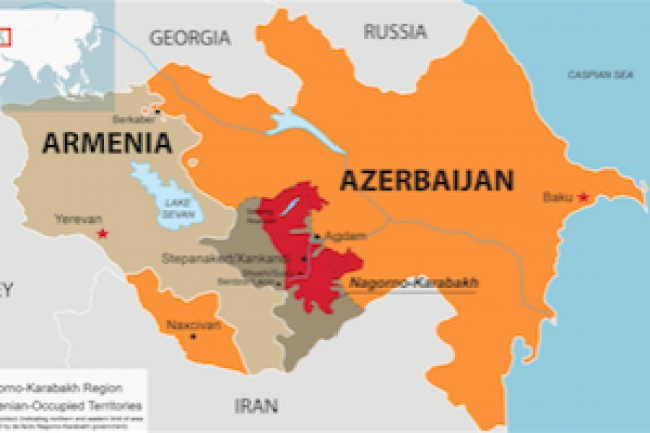 Cease-fire restored after intense fighting around Nagorno-Karabakh