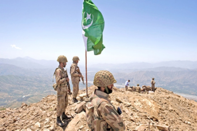 Pakistan's War On Terror: Up To And Beyond 2014