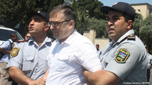 Opposition Leaders Arrested After Riot in Azerbaijani Town