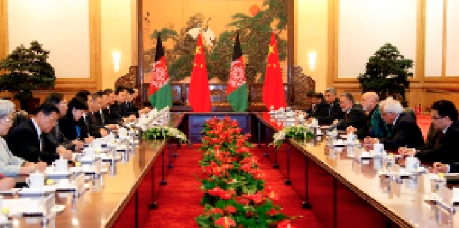 China and Afghanistan – Time of Decision