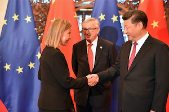 EU–China trade to bolster security in the South Caucasus