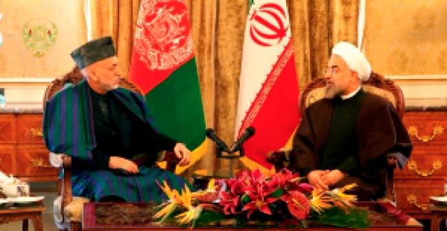 Iran and Afghanistan: More of the Same