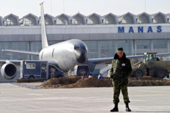 Russia To Replace U.S. Airbase In Kyrgyzstan With Civic Logistics Center