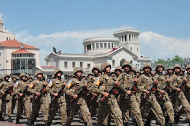 Nagorno-Karabakh and the military balance