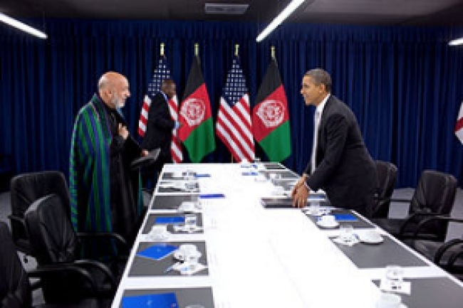 Afghan Political Settlement Unlikely Before the U.S. Exit