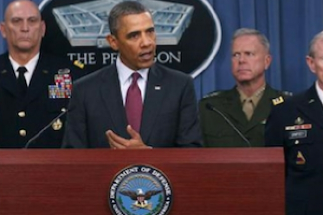 Obama Halts Troop Withdrawal From Afghanistan