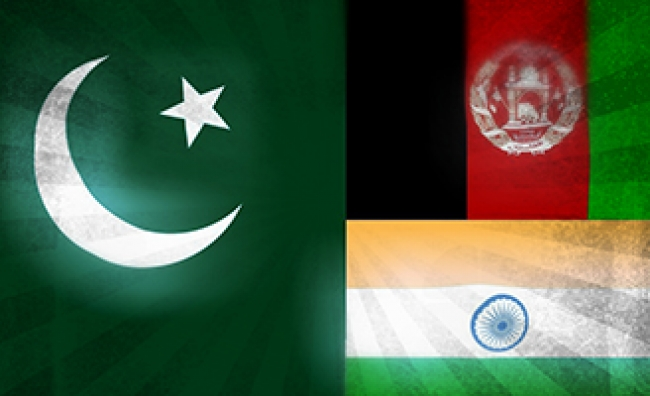 Pakistan and Afghanistan-India Cooperation