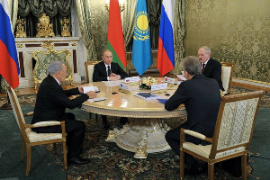 Session of Supreme Eurasian Economic Council