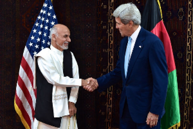 Washington and Kabul Renew Their Security Commitments