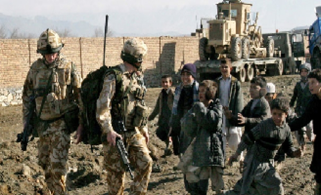 NATO In Afghanistan - New Commander, Same Challenges