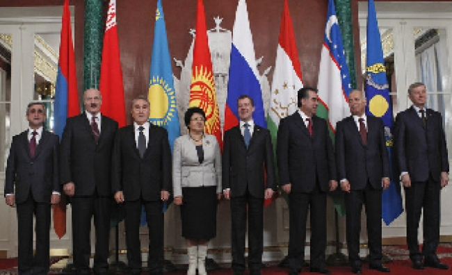 Uzbekistan Without The CSTO