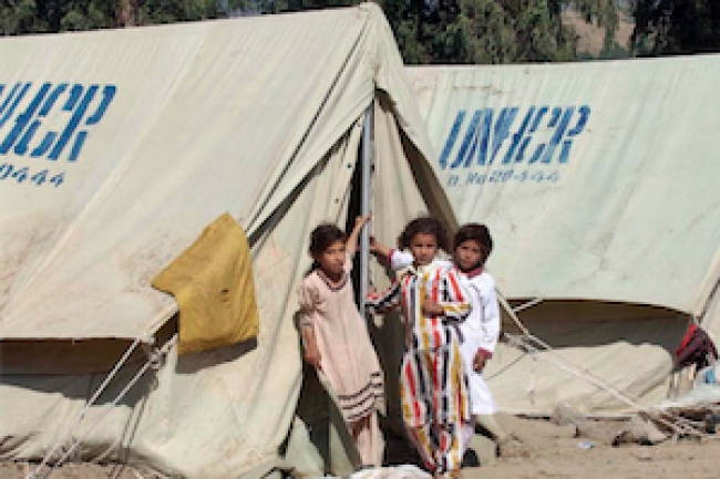 Pakistan to repatriate Afghan refugees