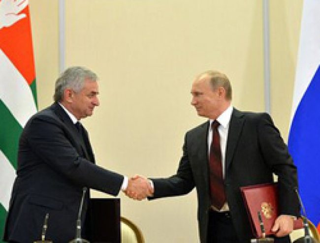 Russia Presses Ahead with Annexation of Abkhazia and South Ossetia