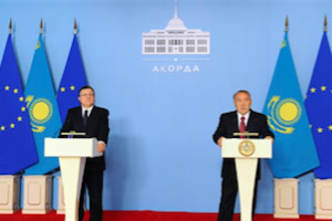 The EU and Central Asia: Developing Transport and Trade