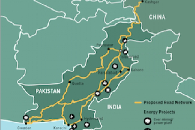 The China-Pakistan economic corridor and Baluchistan's insurgency