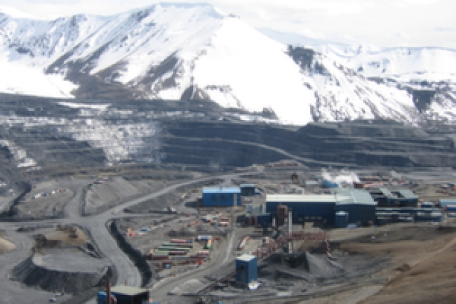 Kyrgyzstan's Kumtor Mine Becomes Political Football