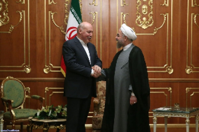Is Iran Making a Comeback in Central Asia?