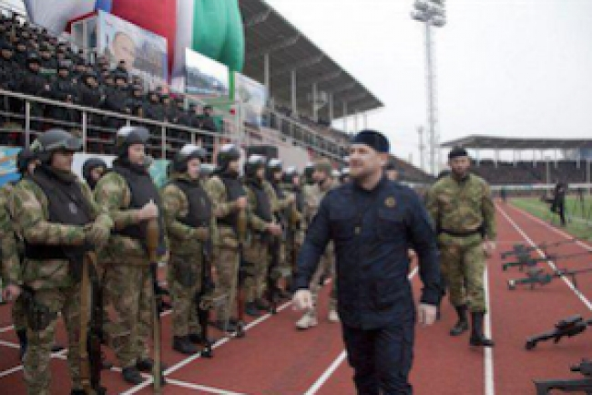 Kadyrov represses dissent among European Chechens