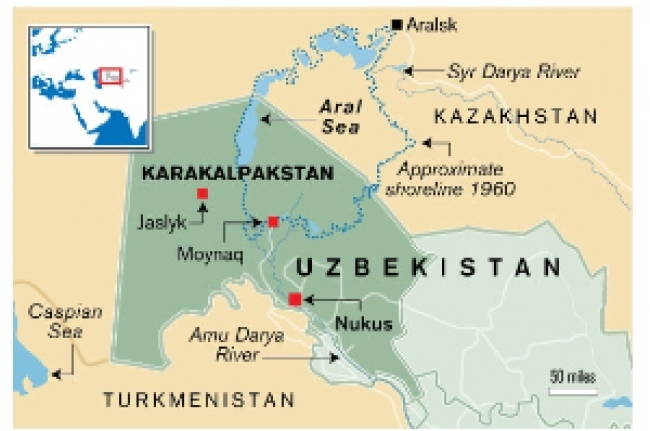 Separatism in Uzbekistan? Karakalpakstan after Crimea