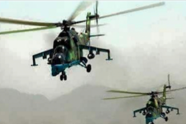 Armenia debates reasons for Turkish helicopter's airspace violations